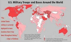 US Military Bases Worldwide