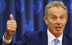 Tony Blair Lecture