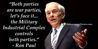 the ron paul institute for peace and prosperity upcoming ron