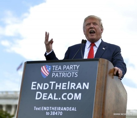 Image result for trump iran nuclear deal