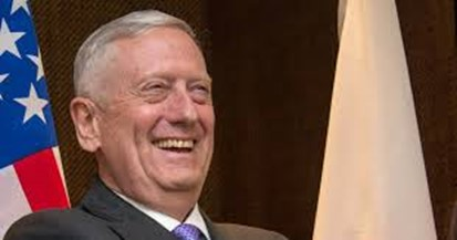 "f680152510 ... ""only adult in the room"" capable of standing up to President Trump,  General James Mattis was quite like any other brass scoping out a lucrative  second ..."
