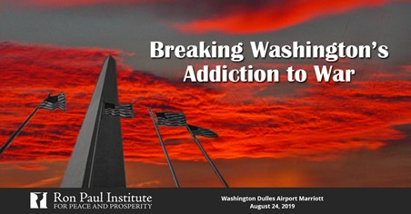The Ron Paul Institute for Peace and Prosperity : Breaking